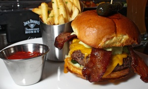 Parlay Gastropub: Gastropub Fare at Parlay Gastropub (Up to 42% Off). Two Options Available.