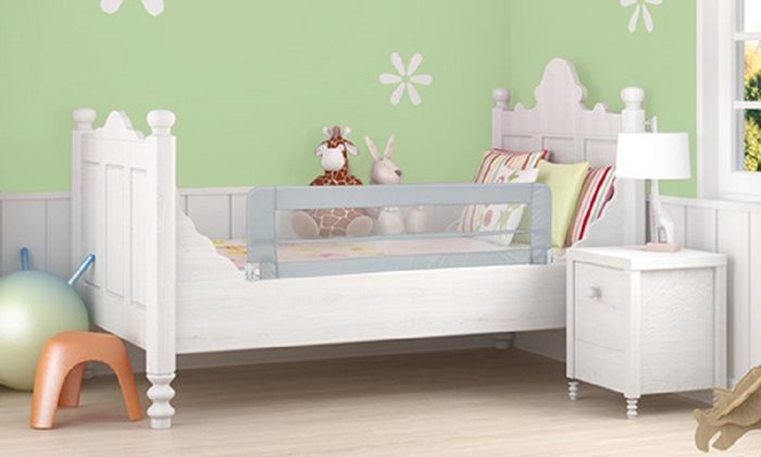 gitter f r kinderbett groupon goods. Black Bedroom Furniture Sets. Home Design Ideas