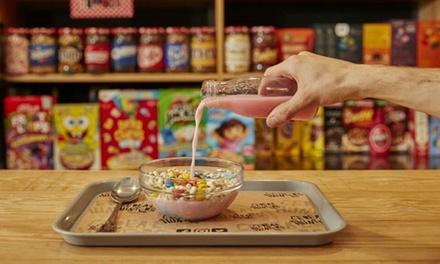 Menú para 2 o 4 con bol mediano de cereales y bebida desde 3,95 € en dos locales Cereal Hunters Café
