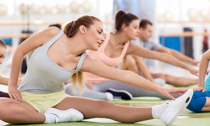 Unlimited Movement - Fairlawn: 5 or 10 Pilates Mat Classes at Unlimited Movement (Up to 57% Off)