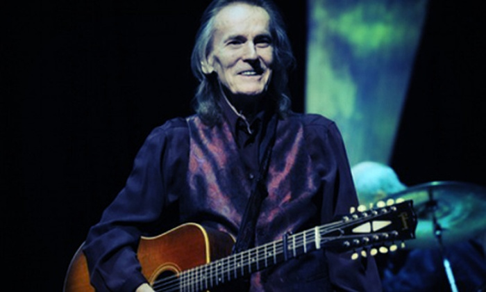 Gordon Lightfoot - U.S. Cellular Center Asheville: Gordon Lightfoot at U.S. Cellular Center Asheville on June 16 at 8 p.m. (Up to 45% Off)