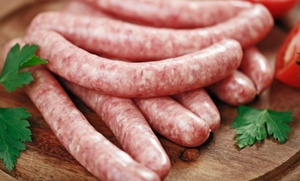 Johnny's Meats: One Pound of Sausage     with Purchase of Five Pounds of Sausage at Johnny's Meats