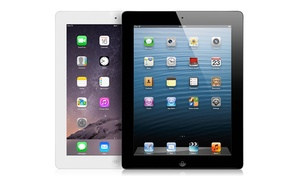 "Apple iPad 4 Tablets with 9.7"" Retina Display, WiFi & Optional 4G LTE: Apple iPad 4 16GB–128GB Tablets with 9.7"" Retina Display, WiFi, and Optional 4G LTE"