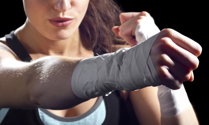 Vision Martial Arts - Multiple Locations: 10 or 16 Krav Maga Classes with T-Shirt and Handwraps at Vision Martial Arts (Up to 94% Off). Eight Options.