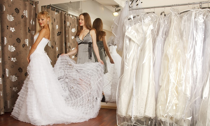 Bride To Be Consignment - Bloomington: $15 for $30 Worth of Bridal Apparel and Accessories at Bride To Be Consignment