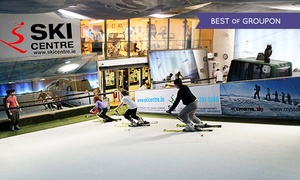 Ski Centre: Skiing or Snowboard Lesson from €24.99 at Ski Centre (41% Off)