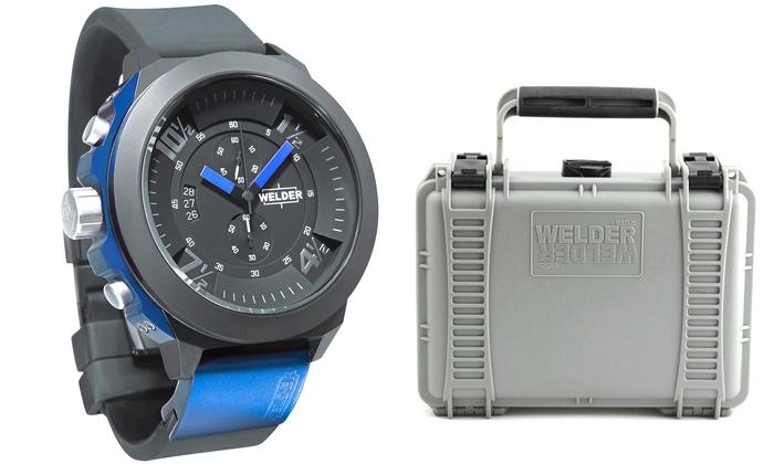 Welder Men's Watches: Welder Men's Watch. Multiple Options Available.