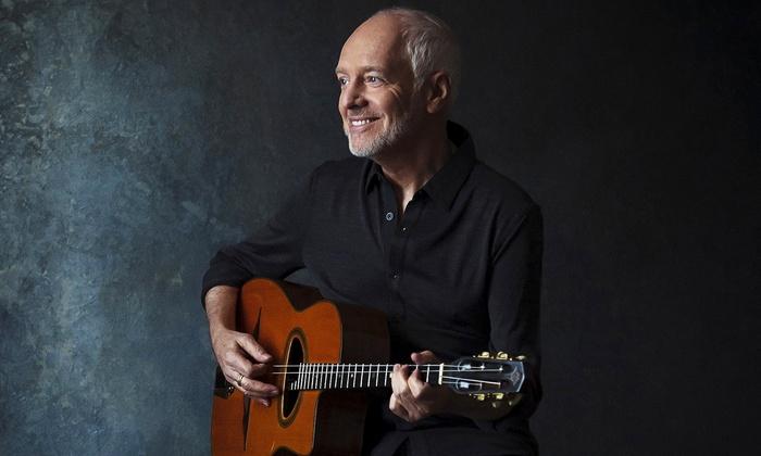 Peter Frampton - Bergen Performing Arts Center: Peter Frampton: RAW An Acoustic Tour on October 14 at 8 p.m.