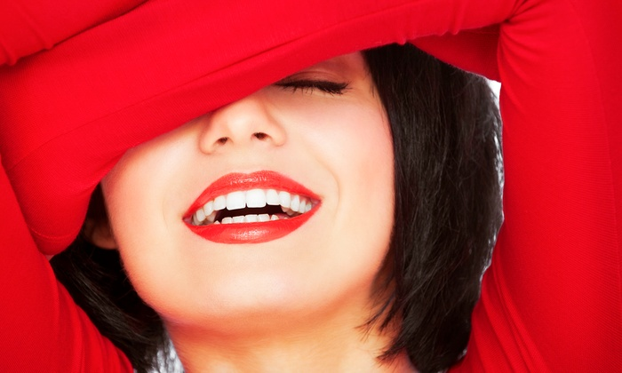 Pinnacle Dental Group - Santa Ana: Dental-Cleaning Package with Exam, X-rays, and Cleaning with Optional Whitening Kit at Pinnacle Dental Group (80% Off)
