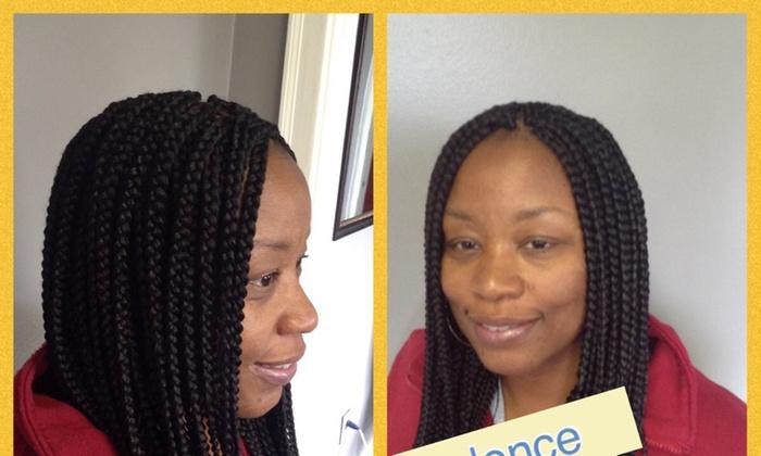 Stylesbyprudence - Smyrna: Box Braids from Stylesbyprudence (45% Off)