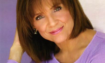 "Valerie Harper: ""Living Fearlessly with Cancer: One Day at a Time"" on April 20 (Up to 43% Off)"