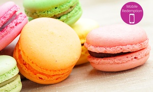 Ciao Cafe & Cakes: French Macarons - Six ($10), Ten ($16) or Twenty ($32) at Ciao Cafe & Cakes, Queanbeyan (Up to $70 Value)