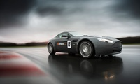 14-Lap Aston Martin V8 Vantage Experience for One or Two with Drift Limits (50% Off)