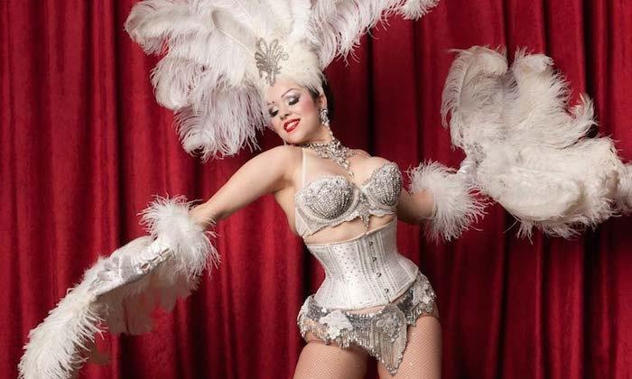 "Naughty Little Valentines Day Show - Original Mothers: Naughty Little Cabaret presents ""Naughty Little Valentine's Day Show"" on February 12, 13, or 14 (Up to 33% Off)"