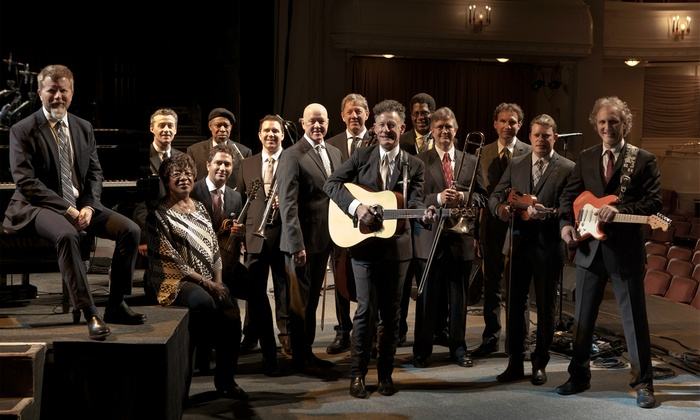 Lyle Lovett & His Large Band - Hippodrome at France-Merrick Performing Arts Center: Lyle Lovett & His Large Band at Hippodrome at France-Merrick Performing Arts Center on August 11 (Up to 50% Off)