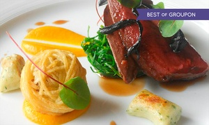 The Mulberry Tree: Four-Course Meal for Two or Four at The Mulberry Tree