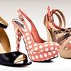 Half Off Footwear from Heels.com