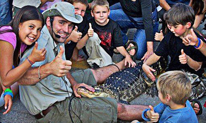 Little Ray's Reptile Zoo - Ottawa: Little Ray's Reptile Zoo Visit for Two or a Family (Up to Half Off)