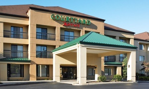 Courtyard Scranton Wilkes-Barre: Stay at Courtyard Scranton Wilkes-Barre in Greater Scranton, PA. Dates Available into September.