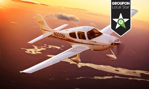 Adventure 001: Double Aeroplane Flying Lesson for £129 at Adventure 001 (50% Off)