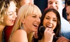 45% Off Karaoke-Machine Rental