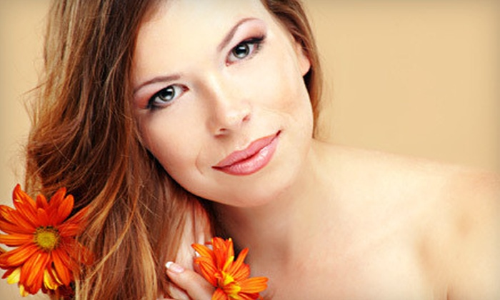 Touche Medical Spa - Westover: Facial with Neck and Shoulder Massage with Optional Microdermabrasion at Touche Medical Spa in Fayetteville (Up to 66% Off)