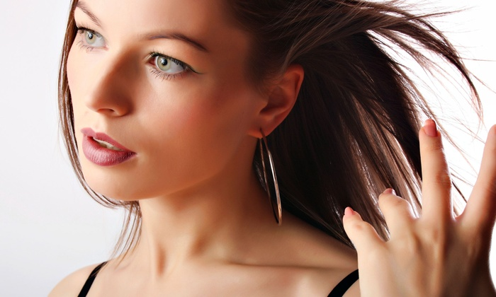 Sabah Haleem at Aida Spa - Downers Grove: One or Three Haircuts, Styles, and Blowouts from Sabah Haleem at Aida Spa (Up to 53% Off)