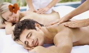 A Healing Touch Massage Therapy/Spa LLC: 60-Minute Outdoor Garden Deluxe Swedish Massage at A Healing Touch Massage Therapy/Spa LLC (Up to 53% Off)