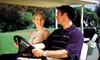 Pine Knolls Golf Club - Kernersville: 18-Hole Round of Golf with Cart Rental for Two or Four at Pine Knolls Golf Club (Up to 52% Off)