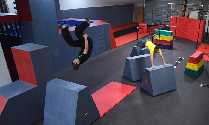 APEX Movement NorCal - APEX Movement NorCal: $29 for 4 Adult or Teen Parkour Classes with 1 Month of Open-Gym at Apex Movement NorCal ($145 Value)
