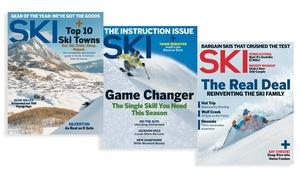 Ski Magazine at Blue Dolphin Magazines, plus 9.0% Cash Back from Ebates.