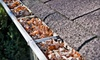 Bay Property Maintenance: Gutter Cleaning for a House Up to 1,600 or 2,500 Square Feet from Bay Property Services (Up to 67% Off)