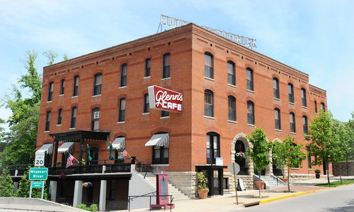 Hotel Frederick - Boonville, MO: 1-Night Stay at Hotel Frederick in Boonville, MO
