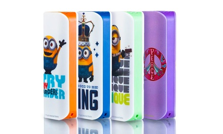 Minions 2,200mAh Power Bank
