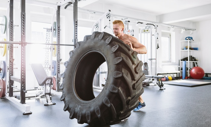 KnuckleUp Fitness - KU Crossfit: One Month of Unlimited KU CrossFit Classes or a 10-Class Pass at KnuckleUp Fitness (Up to 85% Off)