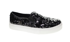 Chinese Laundry Josephine Women's Sequin Sneakers (5.5, 6.5, 7, 7.5)