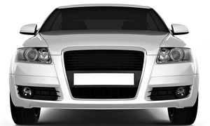Custom Car Stereo & Tint: Full Window Tinting for Car or SUV at Custom Car Stereo & Tint (Up to 57% Off)