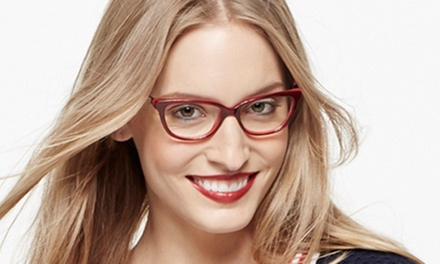 Prescription Glasses, Prescription Sunglasses, and Multifocal Glasses at JCPenney Optical (81% Off)