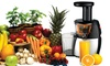 Ronco Stainless Steel Masticating Juicer: Ronco Stainless Steel Smart Masticating Juicer
