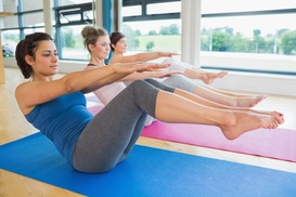 Oxygen Yoga & Fitness: CC$49 for One Month of Unlimited Yoga Classes at Oxygen Yoga & Fitness (CC$132 Value)