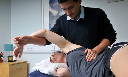 image for Sports Massage, or Osteopathy Assessment with One or Two Treatments at Just One Body (Up to 71% Off)