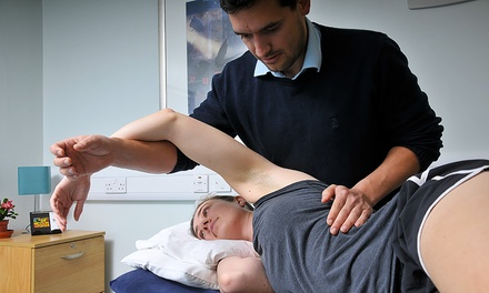 Sports Massage, or Osteopathy Assessment with One or Two Treatments at Just One Body (Up to 71% Off)