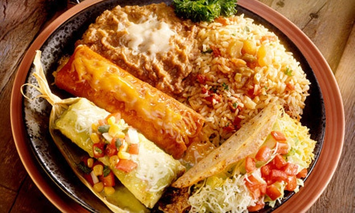 Don Juan Mexican Restaurant‎ - Massapequa Park: Mexican Dinner for Two or Four with Appetizers, Entrees, and Drinks at Don Juan Mexican Restaurant‎ (Up to 58% Off)