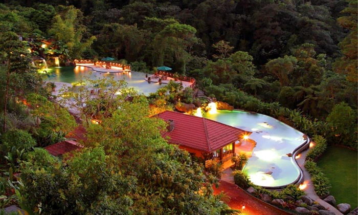 Peace Lodge - Peace Lodge: Three-, Four-, or Five-Night Stay for Two at Peace Lodge in Costa Rica