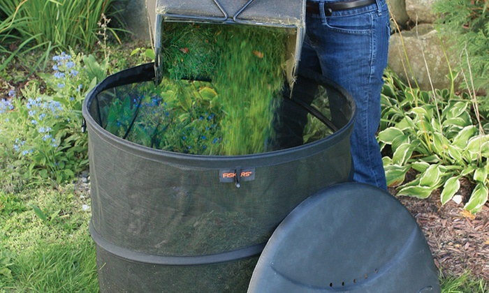 Fiskars EcoBin 75Gal. Collapsible Composter: Fiskars EcoBin 75Gal. Collapsible Composter
