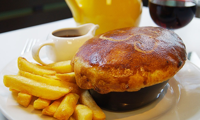 The Pie Emporium - Oxford: The Pie Emporium Oxford: Meal For Two £11 (Up to 56% Off)