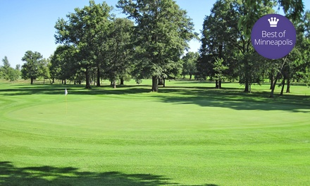 $49 for an 18-Hole Round of Golf for Two Including Cart Rental at Monticello Country Club (Up to 51% Value)