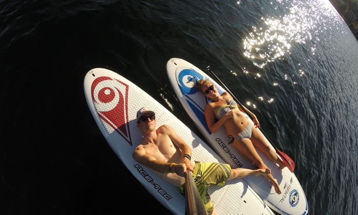 Paddle Placid - Lake Placid: $21 for $35 Worth of Watersports-Equipment Rental — paddle placid