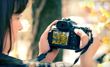 Two-Hour Outdoor Photography Class for One or Two at Gregory Dean Design / Photography (Up to 55% Off)