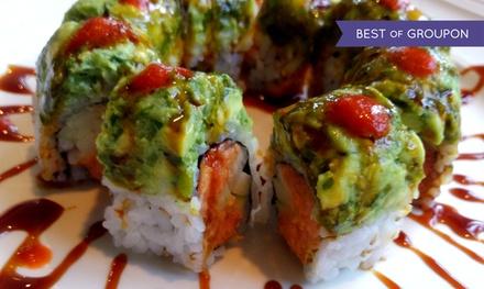 $16 for $30 Worth of Japanese Cuisine at Aodake Sushi & Steak House